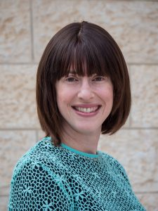 Yoetzet Halacha Atara Eis, NISHMAT's Miriam Glaubach Center